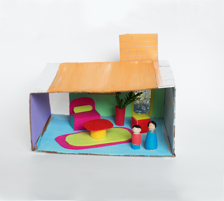Mid-Century Modern Playhouse | little monster