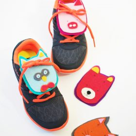 Shoelace Felt Animals